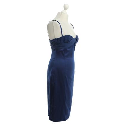Versace Dress in navy blue
