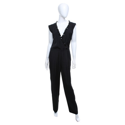 Guido Maria Kretschmer Jumpsuit in zwart