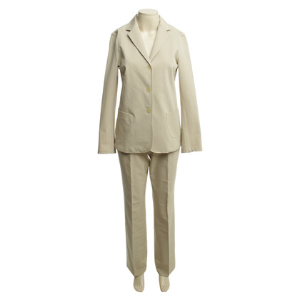 Jil Sander Plain suit in beige
