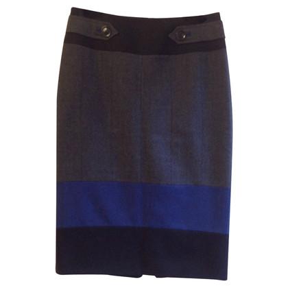 Karen Millen skirt with stripes