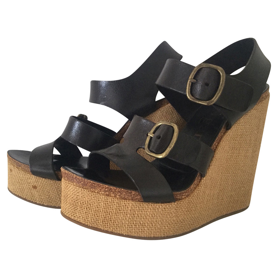 Pedro Garcia wedges