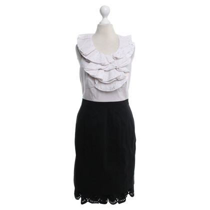 Karen Millen Dress with flounces