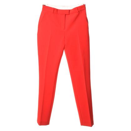 Joseph Pantaloni in rosso