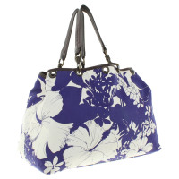 Miu Miu Handbag with a floral pattern