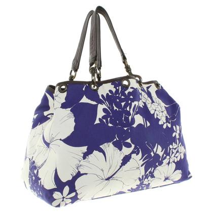 Miu Miu Handbag with a floral pattern