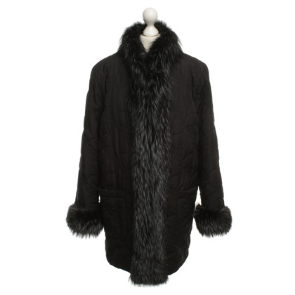 Other Designer Winter coat with real fur
