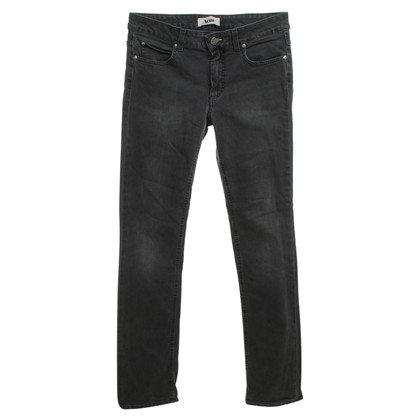 Acne Jeans in Dunkelgrau