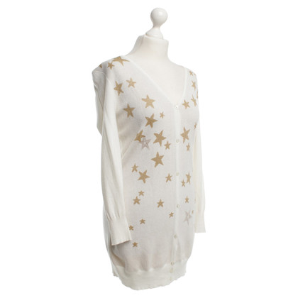 Basler Cardigan with stars