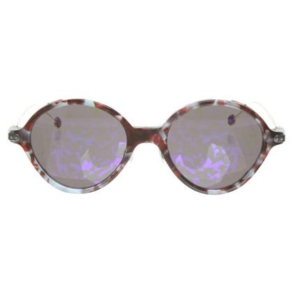 Christian Dior Sonnenbrille mit Muster