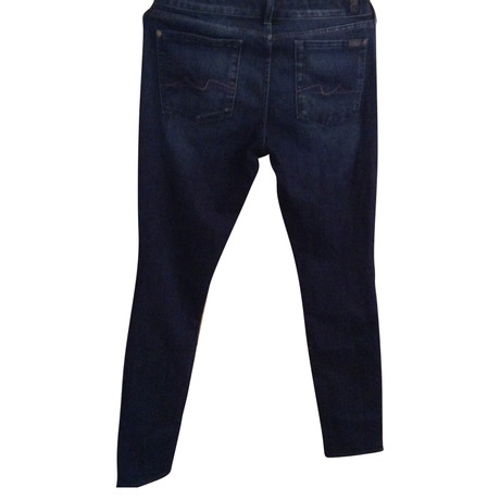 Mankind 7 Blau Jeans For For Blau All Mankind 7 Jeans All tqAwzx5