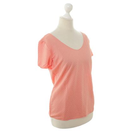 Armani Collezioni T-Shirt in Orange