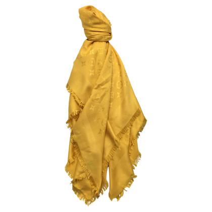 Louis Vuitton Monogram cloth in yellow