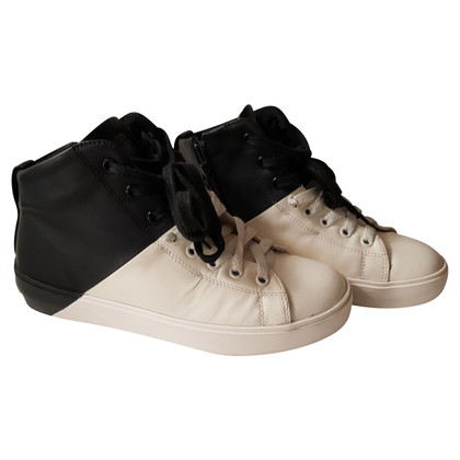 Leather Crown scarpe da ginnastica