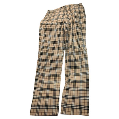 Burberry Long, straight women's trousers