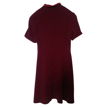 Claudie Pierlot Dress with polo collar