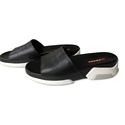 Prada Leather - mules