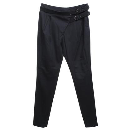 Pinko trousers in dark gray