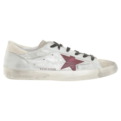 Golden Goose Sneaker in used look