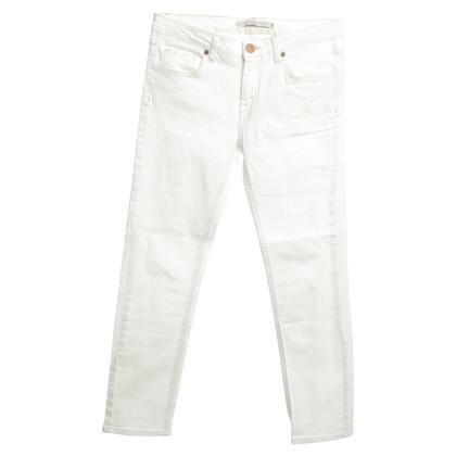 Victoria Beckham Skinny Jeans in white