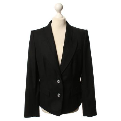 Rena Lange Classic Blazer in black