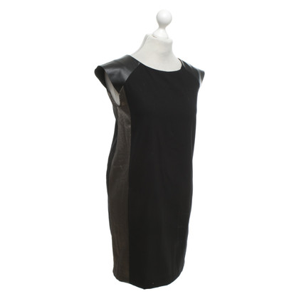 Liu Jo Dress with synthetic leather