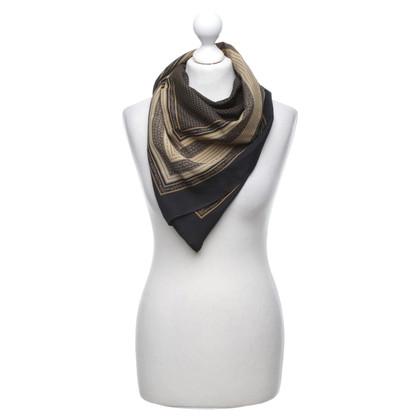 Loewe Silk scarf with print