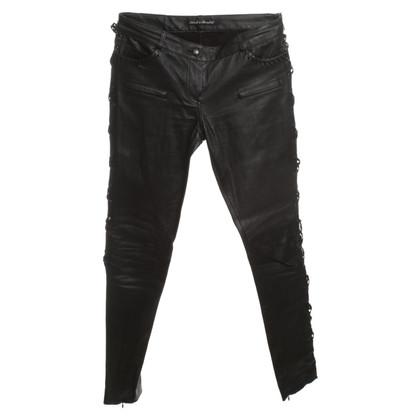 Altre marche SCHUNK & Rosenfeld - pantaloni in pelle