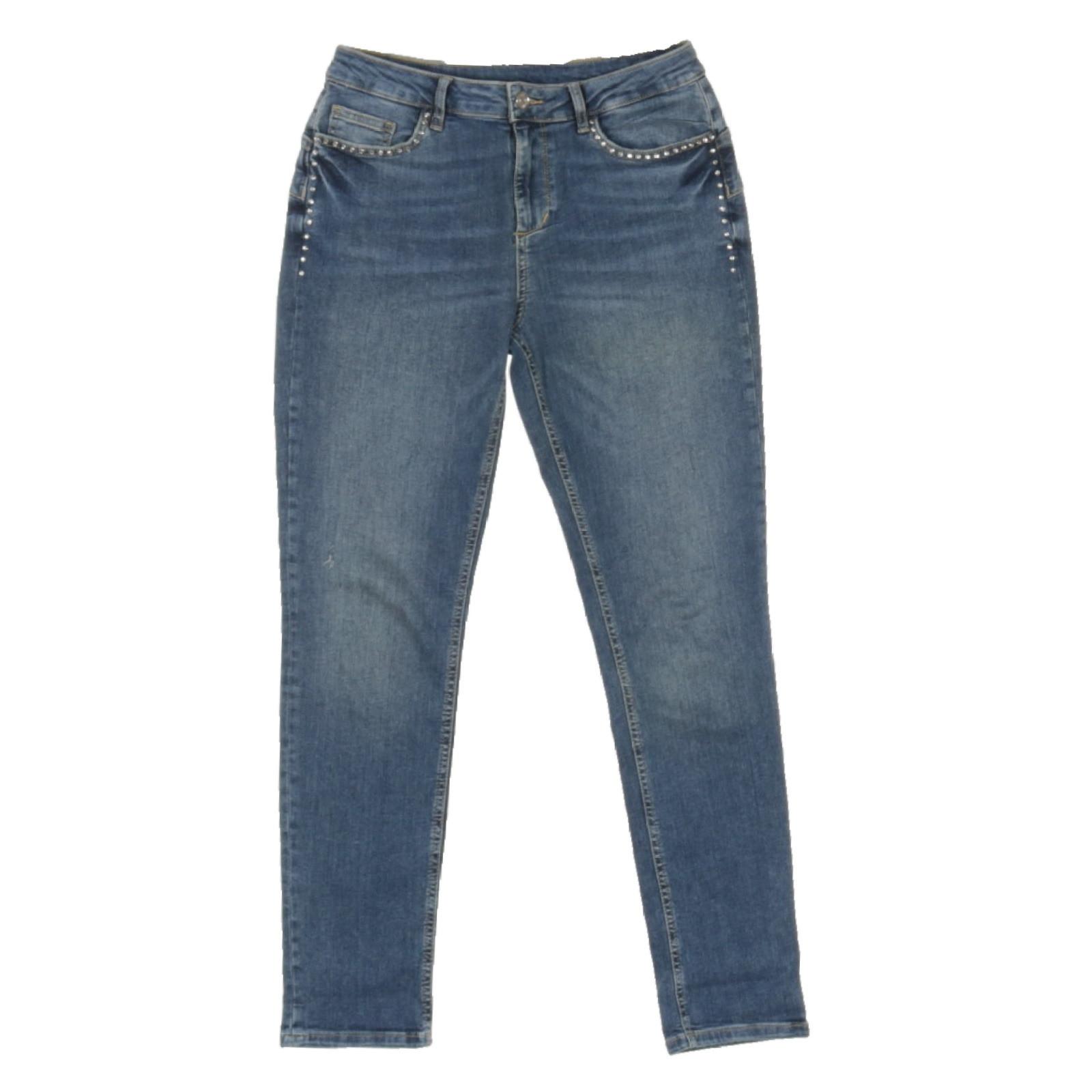 excursionismo Hablar con Afilar  Liu Jo Jeans in Blue - Second Hand Liu Jo Jeans in Blue buy used for 40€  (3969165)
