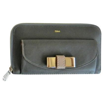 Chloé portafoglio