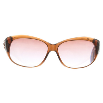 Louis Vuitton Sunglasses in brown