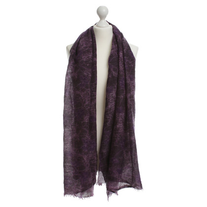 Faliero Sarti Scarf in purple