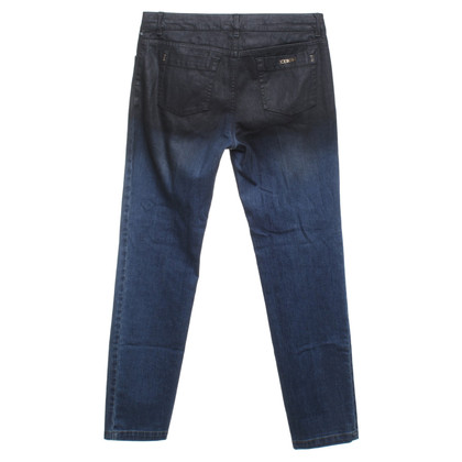 Iceberg Jeans in Blue / Dark Grey