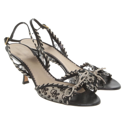 Armani Sandals with pattern