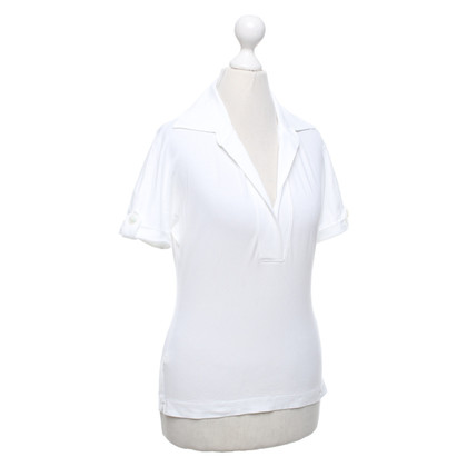 Malo T-shirt in white