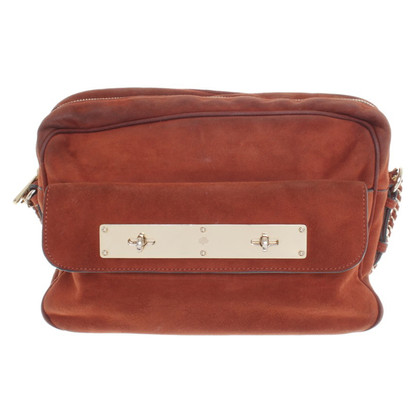 Mulberry Handbag in rust brown