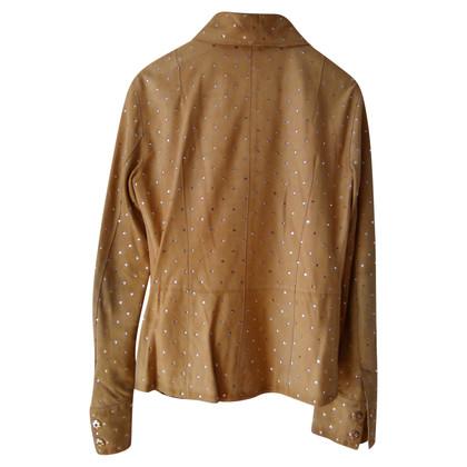 Dolce & Gabbana suède jasje