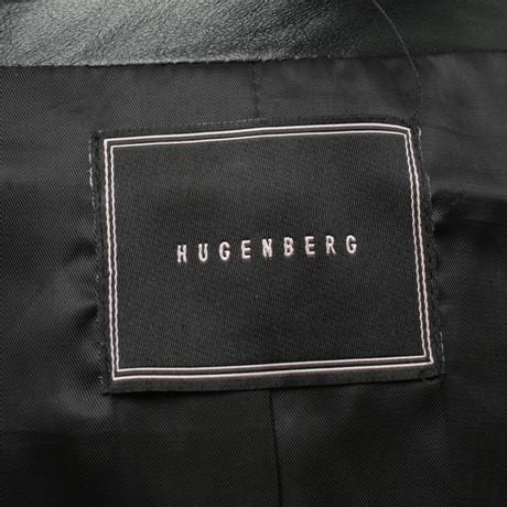 in Schwarz Andere Andere Marke Hugenberg Schwarz Pelzweste Marke pX6Pq
