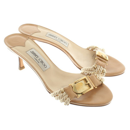 Jimmy Choo pumps in Beige