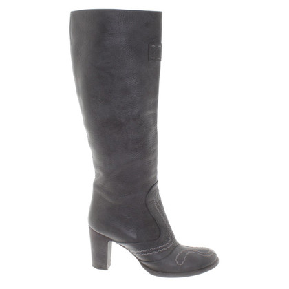 Marc Cain Boots in dark gray