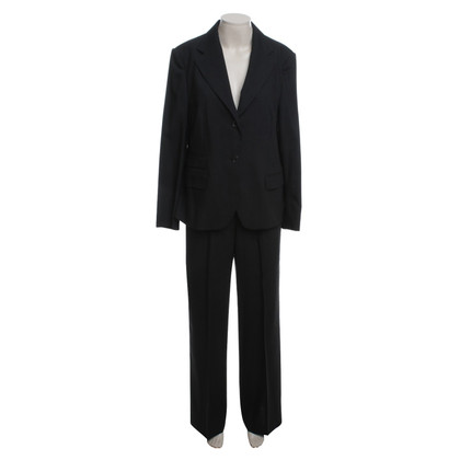René Lezard Suit with needle strip pattern