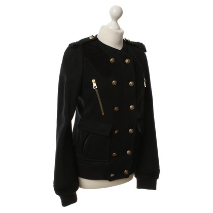 Balenciaga Jacket in the military look