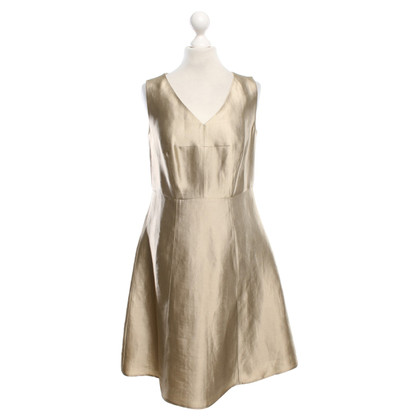 Luisa Cerano Kleid in Gold