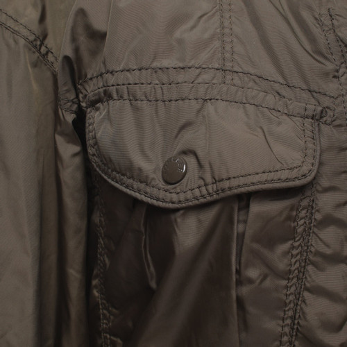 reputable site c04c1 803f7 Moncler Jacke/Mantel in Oliv - Second Hand Moncler Jacke ...