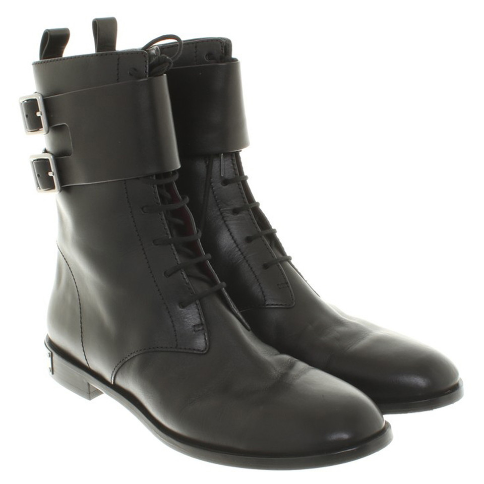 marc by marc jacobs stiefel in schwarz second hand marc by marc jacobs stiefel in schwarz. Black Bedroom Furniture Sets. Home Design Ideas