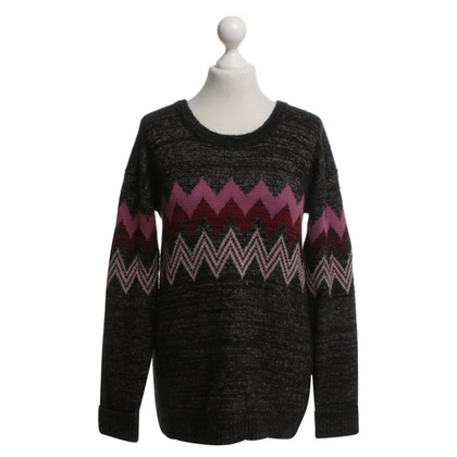 Mulberry Melted sweater
