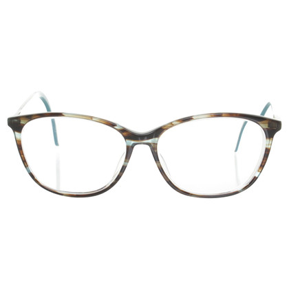 Lacoste Glasses in Brown/Blue