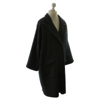 Other Designer Carin Wester - flecked wool coat