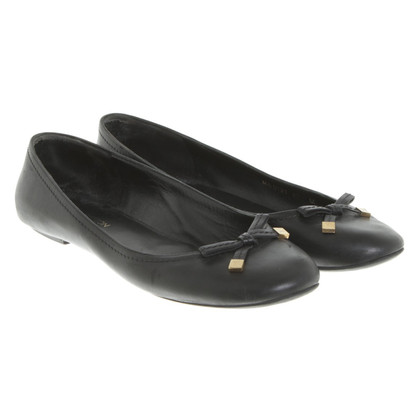 Louis Vuitton Leather ballerinas