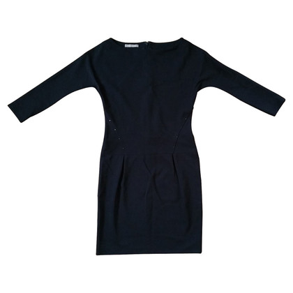 Stefanel Dark blue dress