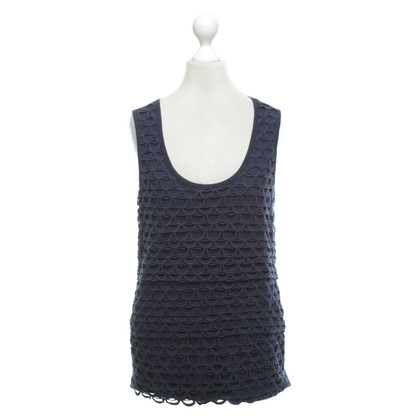 Tommy Hilfiger  Top in donkerblauw